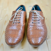 Smart-Weaved-Brown-Shoes-From-Front